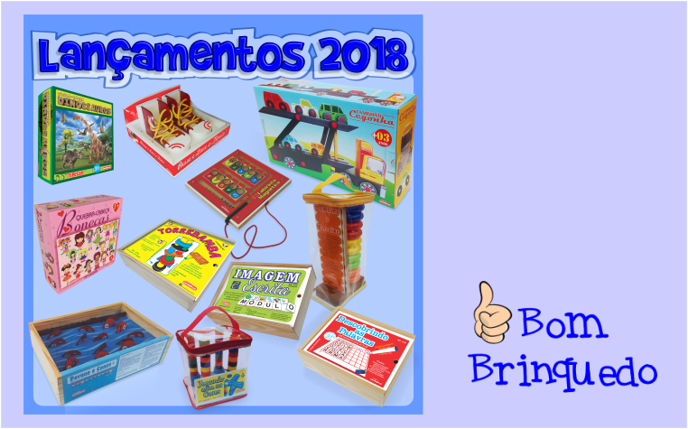Lançamentos Carimbras 2018