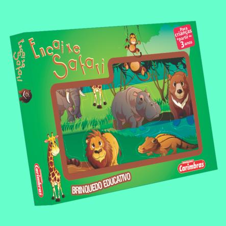 Encaixe Safari Carimbras