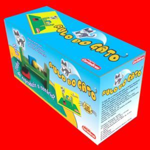 Pulo do Gato Carimbras brinquedo educativo