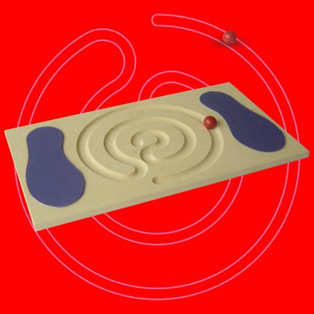 equilibrio espiral carimbras