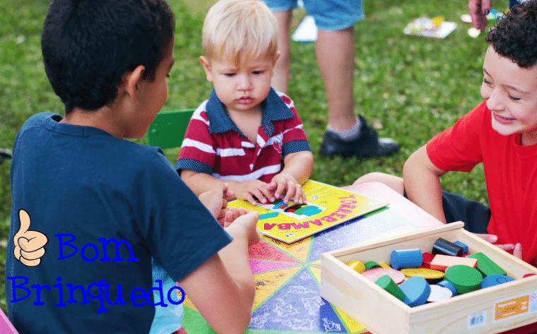 Por que comprar brinquedos educativos e pedagógicos?