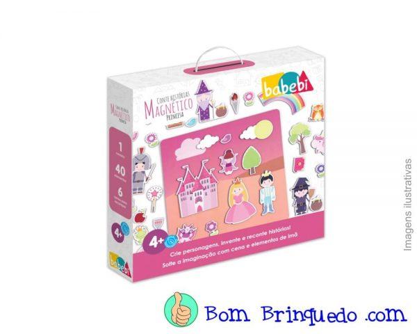 quadro magnetico princesas babebi