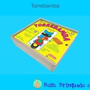 torrebamba carimbras bom brinquedo